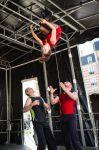 Versailles gala démonstration démo staff rock acrobatique vincennes rock club