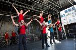 gala démonstration démo staff rock acrobatique vincennes rock club