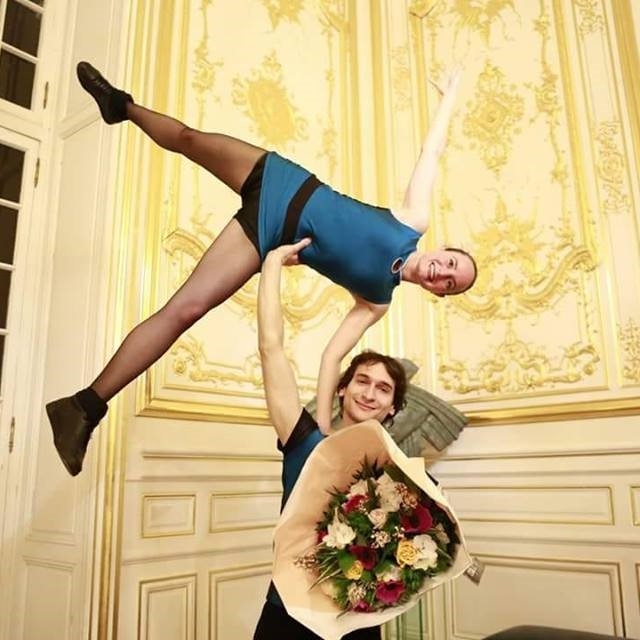 Yamélie vincennes rock club paris acrobatique plaisir danse couple